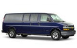 Car rental 12 seater (12 passenger) VAN